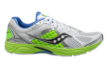 saucony Men's ProGrid Fastwitch 6 slime/blue/white